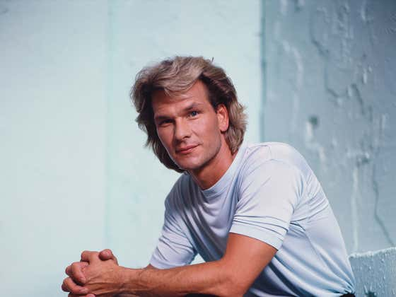 Men Who Get Mullet Haircuts Definitely Think They Look Like Patrick Swayze, But They Don't, And They Need To Know