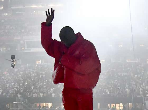 """Kanye's Listening Event For """"Donda"""" Broke All Previous Apple Stream Records With 3.3 Million Live Viewers"""