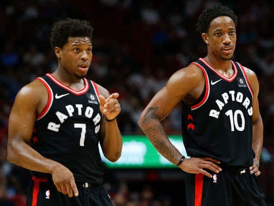 Kyle Lowry And DeMar DeRozan Reportedly Want To Form A Super Team With LeBron And The Lakers