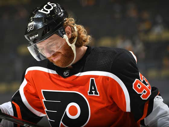 The Flyers Continue To Overhaul The Heck Out Of Their Roster, Send Jake Voracek To Columbus For Cam Atkinson