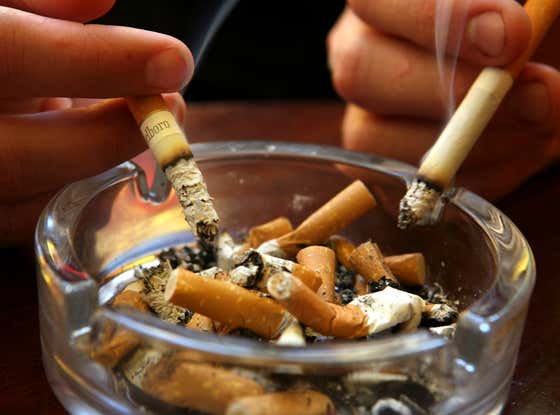 The CEO Of Phillip Morris (Cigs) Just Came Out And Said He Wants To Ban All Smoking By 2031