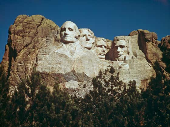 Maintaining The Integrity of Mount Rushmore
