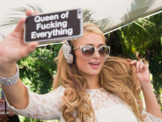 Just Kidding, Paris Hilton is NOT Pregnant, We Are All Still Extremely Young