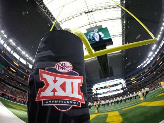 The Big 12 Is Begging ESPN To Stop Destroying Their Conference
