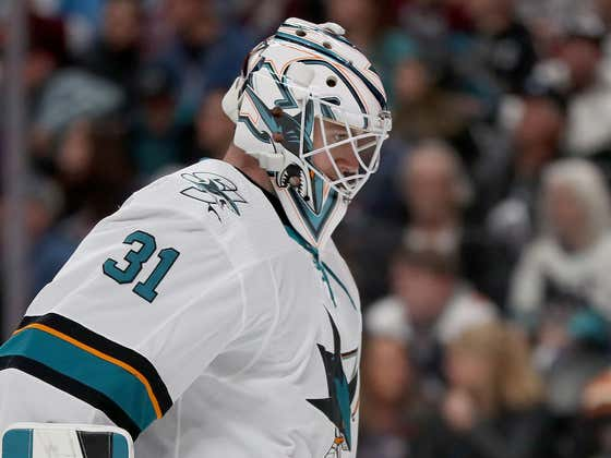 The Philadelphia Flyers Prove How Much They Believe In Carter Hart By Signing Martin Jones In Free Agency