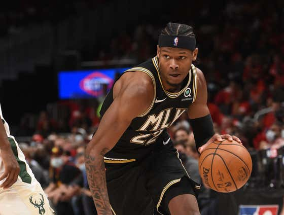 The Hawks Have Offered Cam Reddish in Trades to Potentially Move Into the Lottery