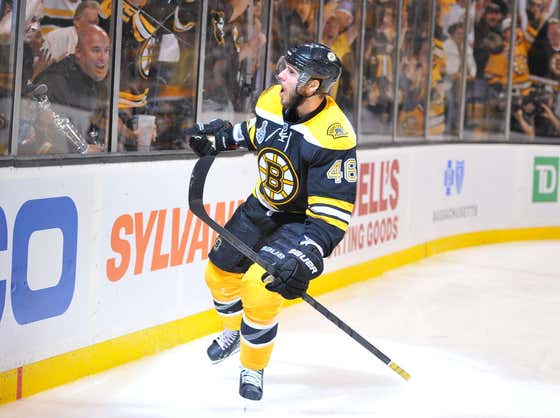 Stanley Cup Champion David Krejci Is Leaving The Bruins And Heading Back Home To The Czech Republic