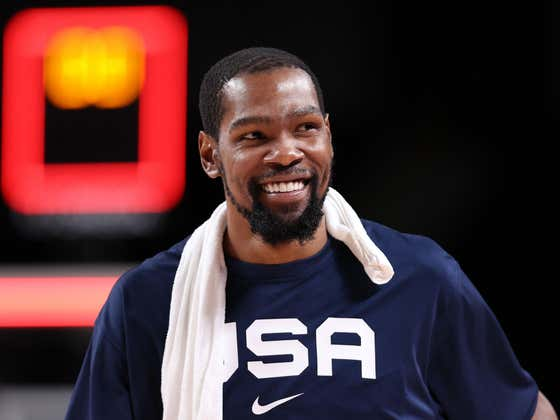 Team USA Can Thank Kevin Durant And A Blogger For Changing Everything About This Team