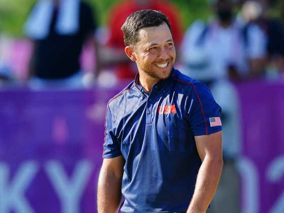 Xander Schauffele Takes Gold With A Clutch Putt on 18