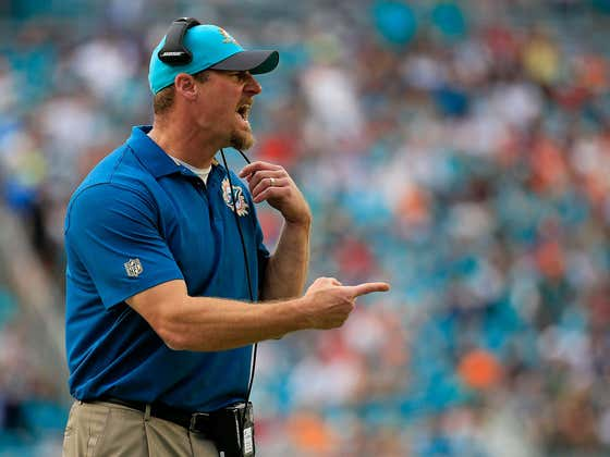 Dan Campbell Incites Violence In Every Way Imaginable