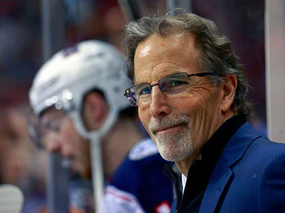 John Tortorella Is About To Be So Frickin' Mean This NHL Season
