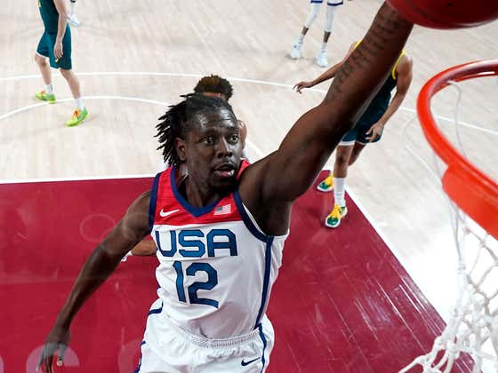 Jrue Holiday Is An American Basketball Hero And Should Be Treated As Such