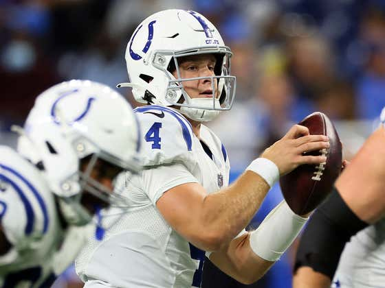 HBO And The NFL Are Doing An In-Season Hard Knocks With The Colts