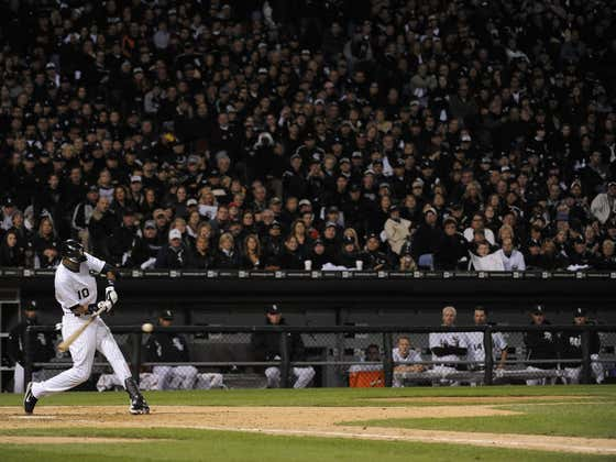 The White Sox Should Black Out Sox Park For The Playoffs