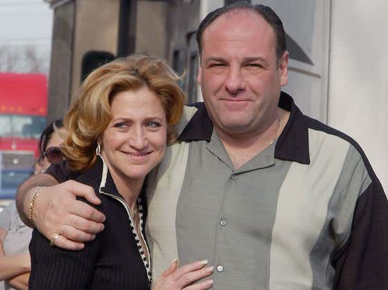 Edie Falco Reprised Her Role As Carmela Soprano For The Many Saints Of Newark...But It Got Cut