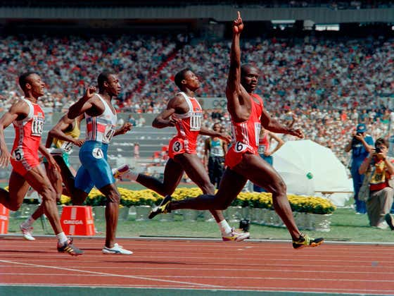 On This Date in Sports September 24, 1988: Ben Johnson vs. Carl Lewis