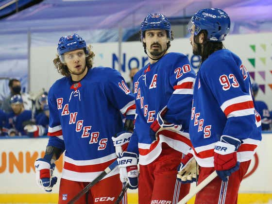 The Only 2021-22 NY Rangers Preview (Offense) You'll Need Is Right Here