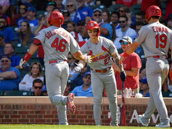 Winners Of 14 Straight Games, The Cardinals Are The Hottest Team In Baseball Because Of Their Devil Magic