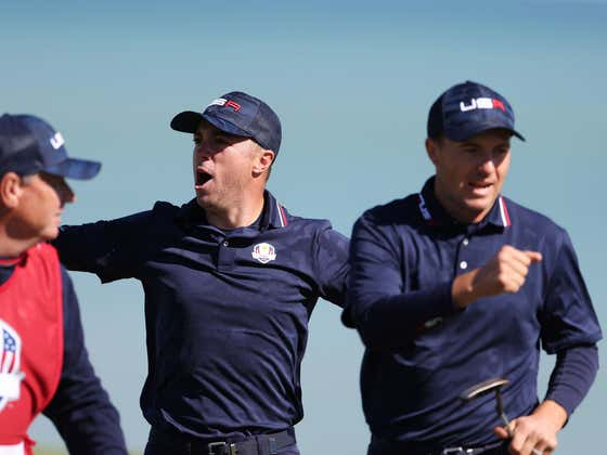 Saturday Morning Ryder Cup Recap: Americans Dominate Another Session, Up 9-3