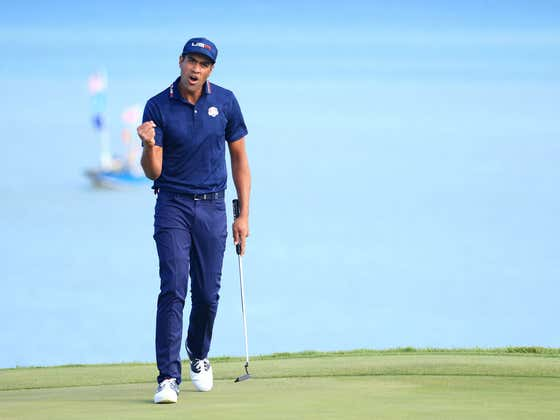 Rock, Flag And Eagle: Tony Finau Wants To Run Up The Score And Show No Mercy Against Europe Today