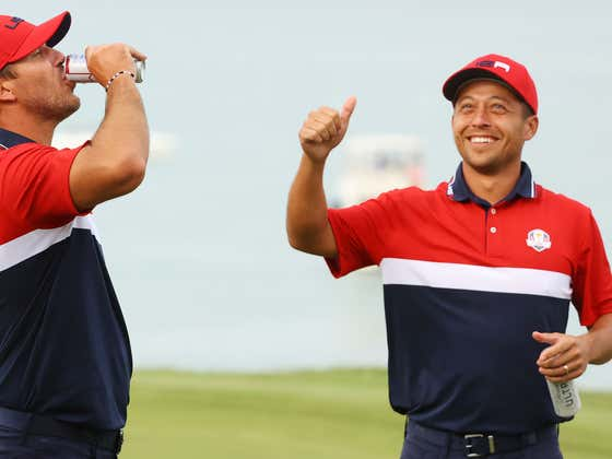The US Didn't Just Win The Ryder Cup, They Thoroughly Kicked Europe's Ass And It Was AWESOME