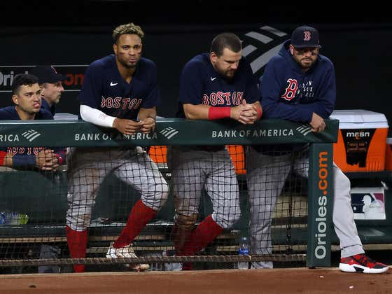 The Red Sox Season Is On Life Support With Three Games To Go