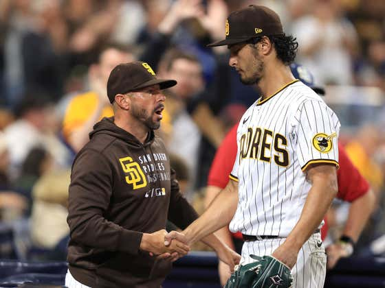 The Padres Officially Fire Jayce Tingler After The Padres Were The Most Disappointing Team In All Of Baseball And Finished Under .500 While Missing The Playoffs