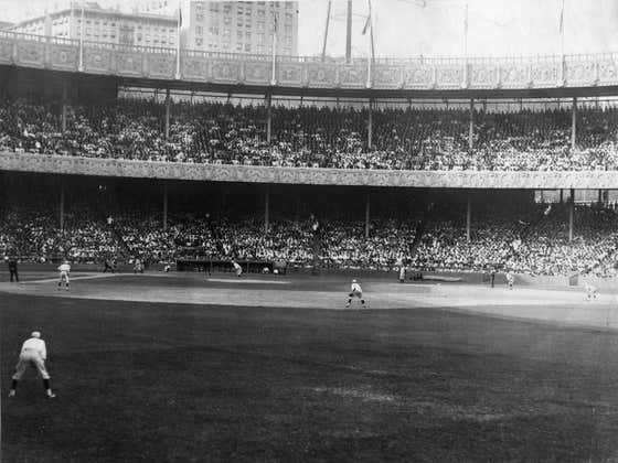 On This Date in Sports October 13, 1921: The First Subway Series