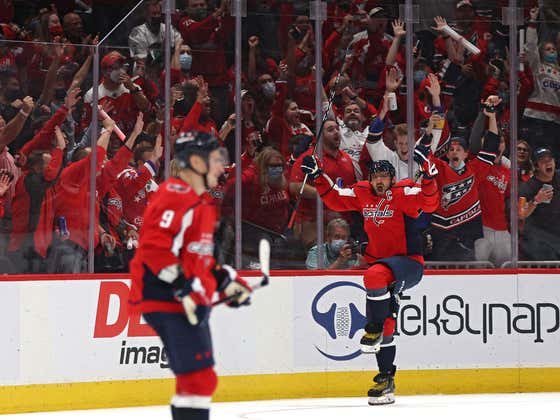 OVI! 5TH ALL-TIME! CAPS WIN! THE RANGERS ARE WORTHLESS AHAHAHA!!!!!!!