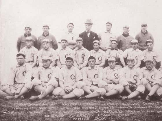 On This Date in Sports October 14, 1906: The Hitless Wonders