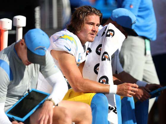 The Chargers Got Their Asses Beat At The Perfect Time