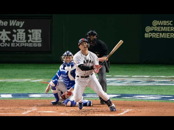 Seiya Suzuki Is Japan's Latest Baseball Star, And He Might Be Coming Stateside This Winter