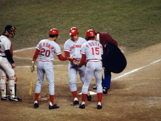 On This Date in Sports October 21, 1976: Red October