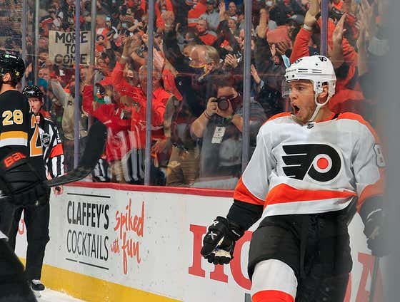 No Offense But The Philadelphia Flyers Are Going To Kick The Crap Out Of Your Favorite Hockey Team At Some Point This Year