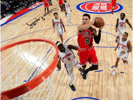 I Would Like To Denounce Myself And All Of My Previous Zach LaVine Takes