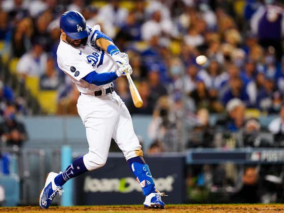 Chris Taylor Didn't Hear No Bell! 3 Homers For Taylor On The Night As The Dodgers Smoke The Braves 11-2 And Force A Game 6
