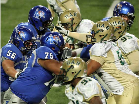 UAB's Move to the AAC Means the Best Rivalry Trophy in College Football Is Coming Back