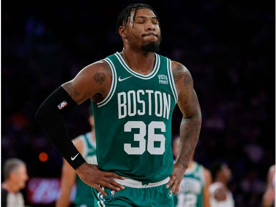 The Celtics Fell Into Their Bad Habits When It Mattered Most In A Crushing Double OT Loss To Start The Season
