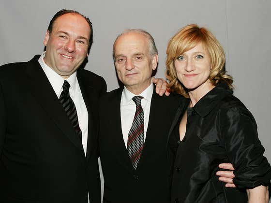 David Chase Is In Talks For Sopranos Prequel Series & We Better See Tony Rob The Card Game For Fuck's Sake