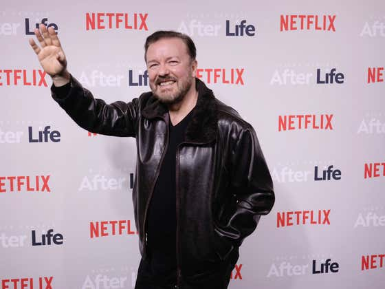"""Ricky Gervais: """"Today's Younger Generation Will Not Be Woke Enough for the Next Generation"""" And He Wants To Live Long Enough To See Them Get Eaten Alive"""