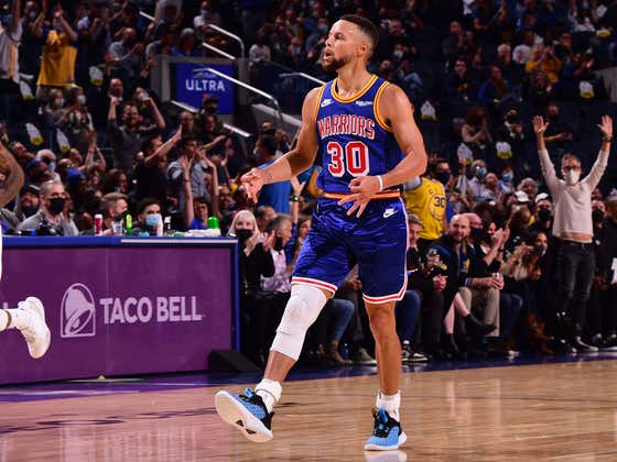 Late Night Steph Curry Continues To Be Must Watch TV