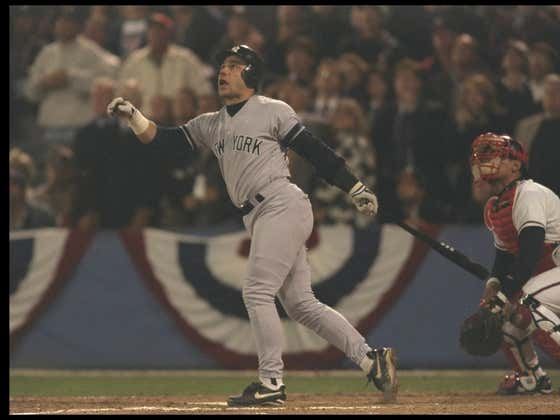 On This Date in Sports October 23, 1996: The Yankees are Back