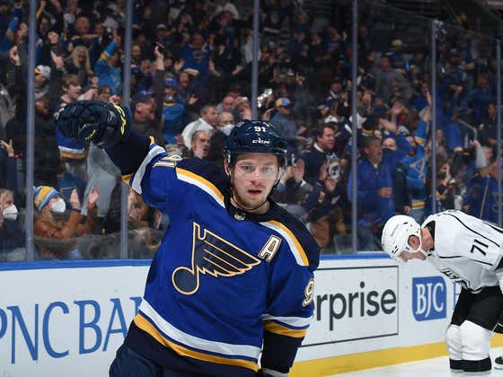 Vladimir Tarasenko Is Going To Dangle His Way Out Of St. Louis