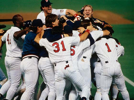 On This Date in Sports October 27, 1991: Twins Win