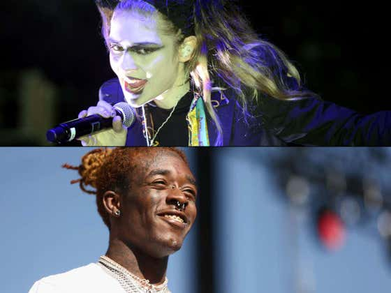 """Lil Uzi Vert and Grimes Plan to Get Neauralink Brain Chips So They Can Have """"Knowledge Of The Gods"""""""