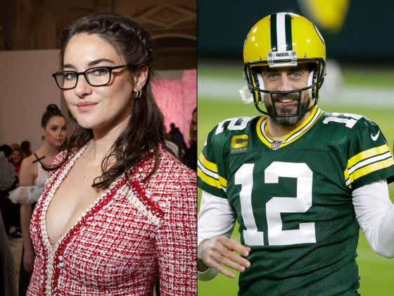Shailene Woodley Confirms She's Engaged to Aaron Rodgers and Definitely Doesn't Think That's a Big Enough Deal