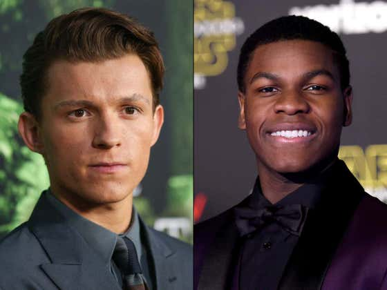 Tom Holland Reveals That He Blew The Audition To Play Finn In The Latest 'Star Wars' Trilogy