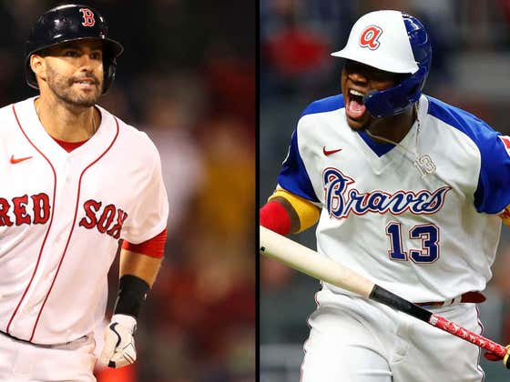 The Hottest Hitter In The League Belongs To The Hottest Team In Baseball
