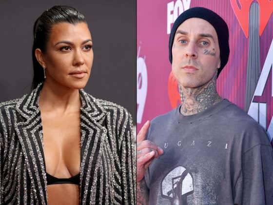 Love Is In The Air: Travis Barker Admits To Dreaming All Day Of Having Sex With His Girlfriend Kourtney Kardashian