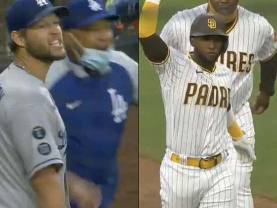 The Padres and Dodgers Actually Hating Each Other Is So Good For Baseball